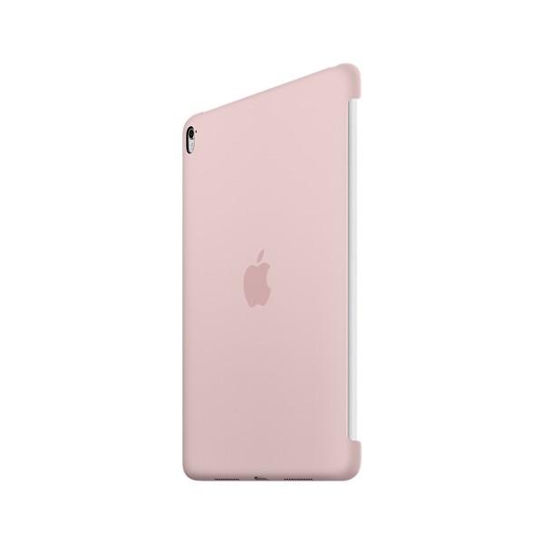 APPLE iPad Pro 9,7 Silicone Case MNN72ZM/A - pink Pískově růžová