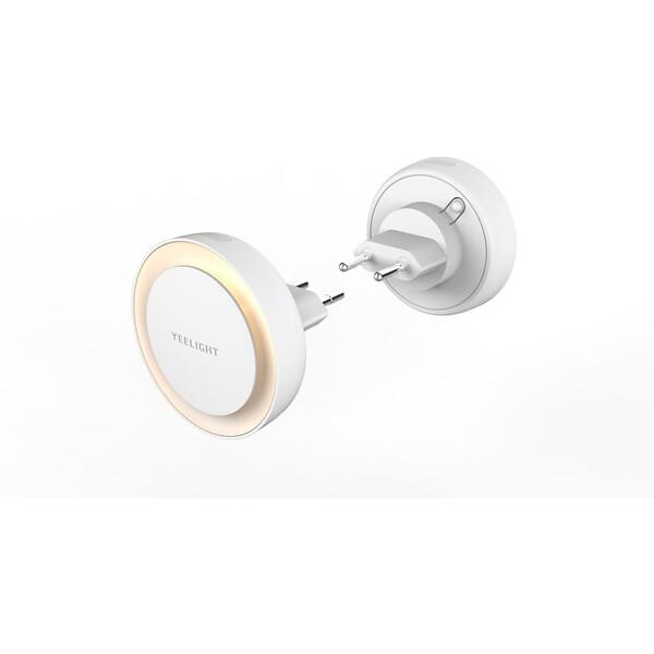Yeelight LED duální senzorové noční světlo (do zásuvky)