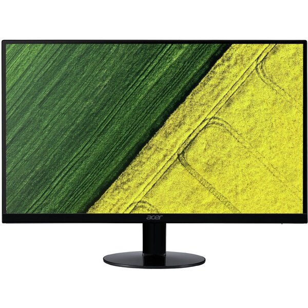 """Acer SA240YAbmi monitor 23,8"""" černý"""