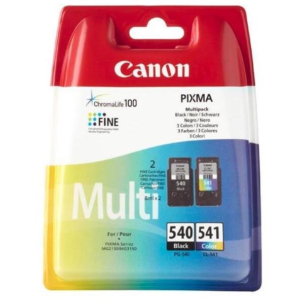 Canon BJ CARTRIDGE PG-540 / CL-541 Multi pack