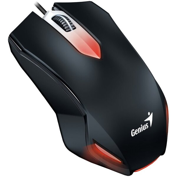 Genius GX Gaming X-G200 myš černá