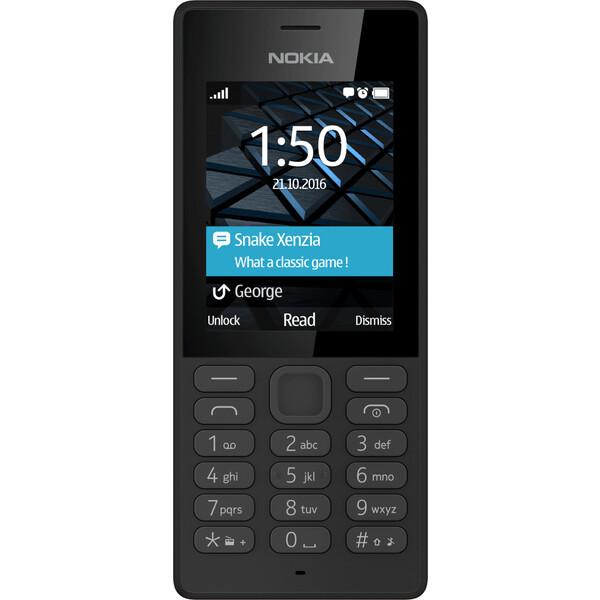 Nokia 150 Dual SIM Černá