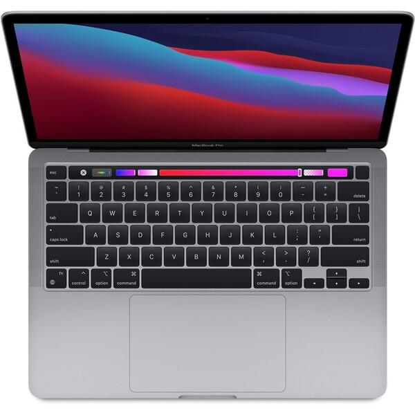 """CTO Apple MacBook Pro 13,3"""" M1 / 16GB / 2TB SSD / CZ KLV / vesmírně šedý"""