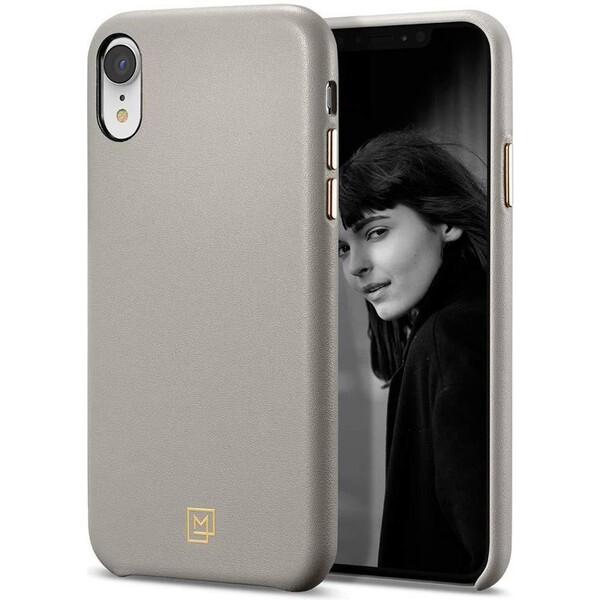Spigen La Manon Câlin kryt Apple iPhone XR béžový