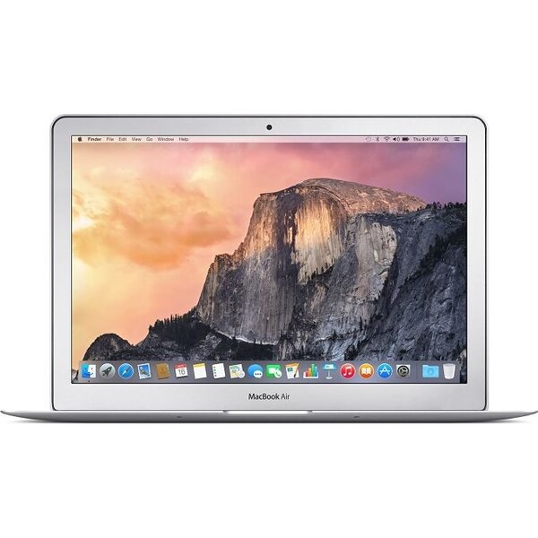 Apple MacBook Air MMGF2CZ/A Stříbrná