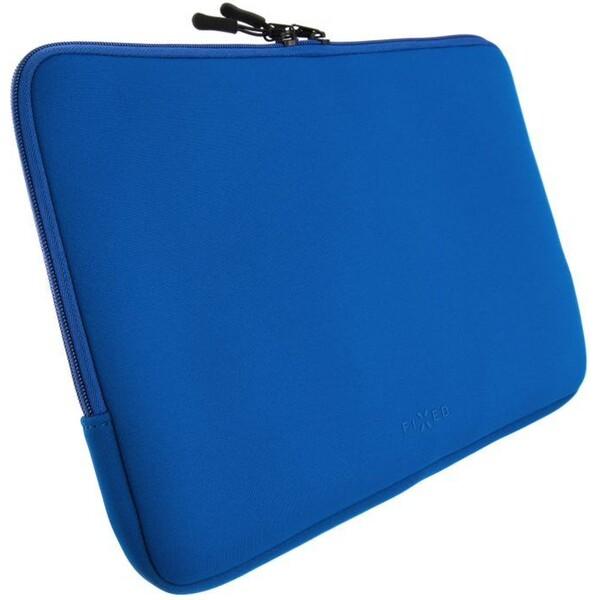 """Fixed neoprenový sleeve pro notebooky do 15,6 """" modrý"""