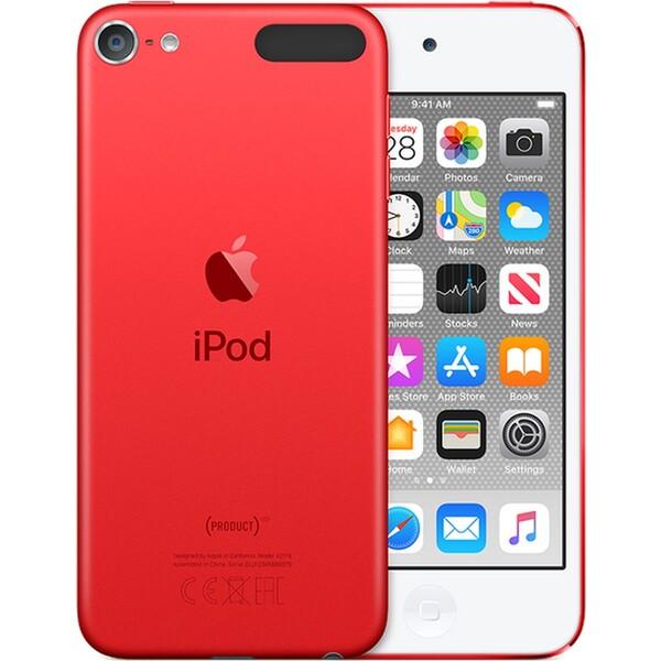 Apple iPod touch 256GB (2019) Červená