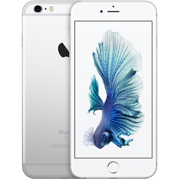 Apple iPhone 6s Plus, 64GB Stříbrná