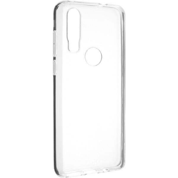 FIXED TPU pouzdro Motorola One Action čiré