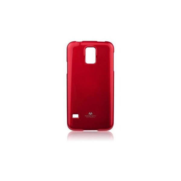 Mercury Jelly pouzdro Samsung Galaxy S5 červené