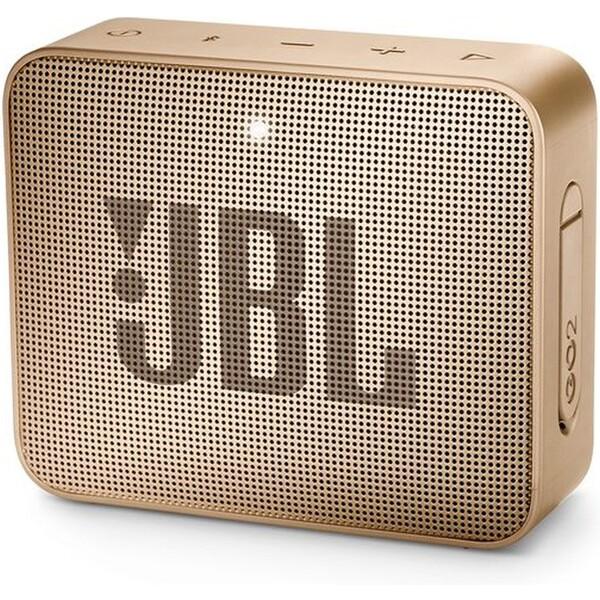 JBL Go 2 Zlatá