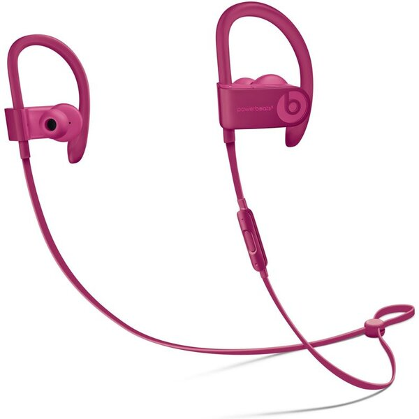Beats. by Dr. Dre Powerbeats 3 Wireless Cihlově červená