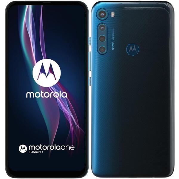 Motorola One Fusion+ Twilight Blue