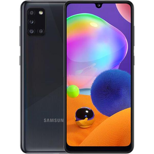 Samsung Galaxy A31 černý