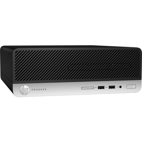 HP ProDesk 400 G6 SSF černý