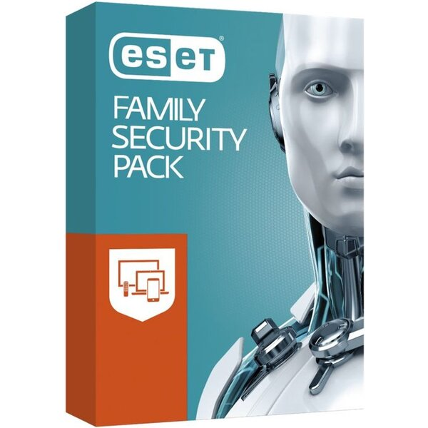 ESET Family Security Pack (elektronická licence)