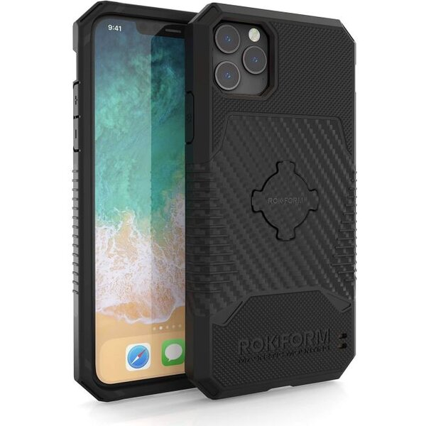 Rokform Rugged kryt Apple iPhone 11 černý