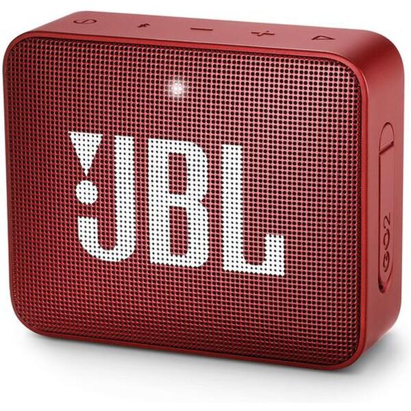 JBL Go 2 Červená