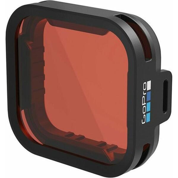 GoPro HERO5 HERO6 Snorkel Filter - AACDR-001 Červená