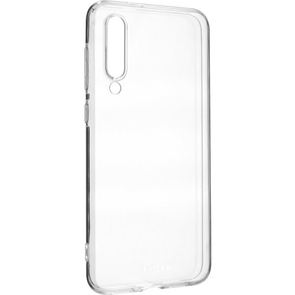 FIXED Skin ultratenké TPU pouzdro 0,6mm Xiaomi Mi9 SE čiré