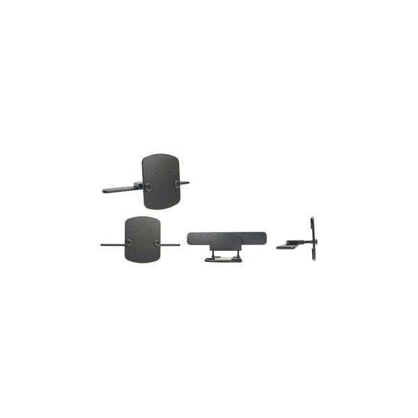 Brodit montážní konzole na opěrku hlavy pro Brodit, pro Volvo, modely viz. popis 811050 Černá