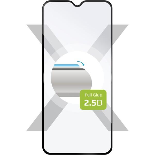 FIXED 2,5D Full Glue-Cover tvrzené sklo 0,33mm Xiaomi Redmi Note 8T černé