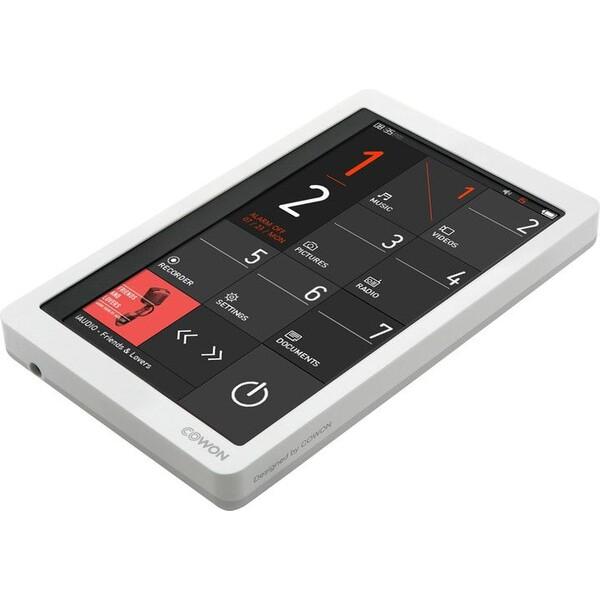 Cowon iAudio X9 32GB Bílá