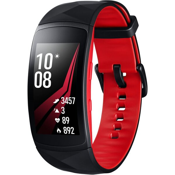 Samsung Galaxy Gear Fit 2 SM-R360 Červená