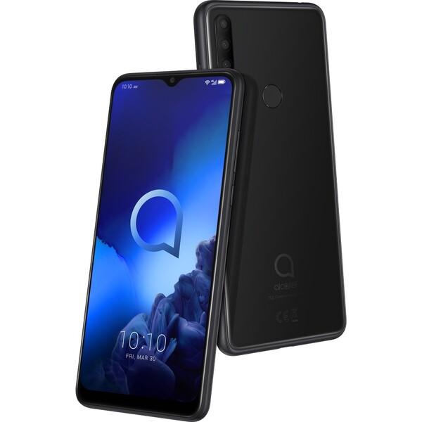 Mobil Alcatel 3X 2019 (5048Y) 4GB/64GB černý
