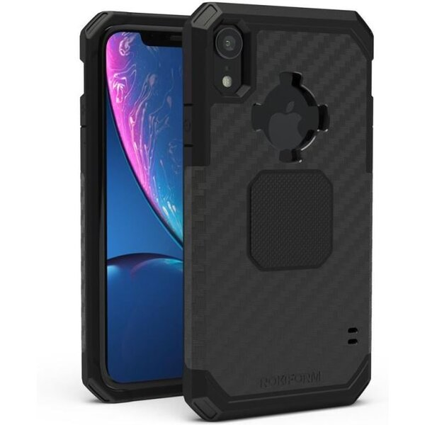 Rokform Rugged kryt Apple iPhone XR černý