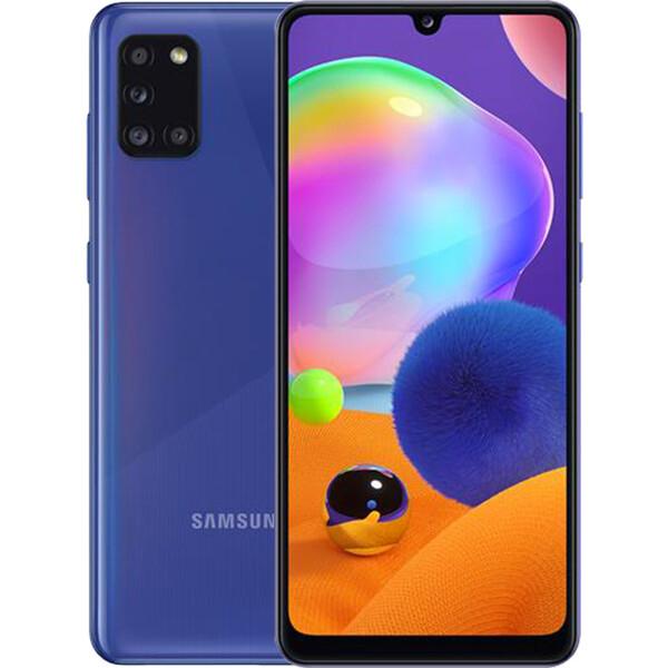 Samsung Galaxy A31 modrý