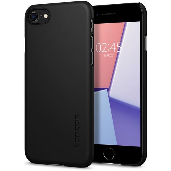 Spigen Thin Fit kryt Apple iPhone SE(2020)/8/7 černý