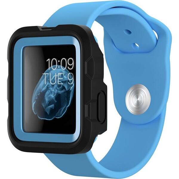Griffin Survivor Tactical odolný kryt Apple Watch (42mm) modrý