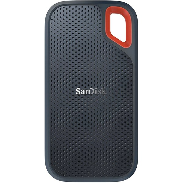 SanDisk Extreme Portable SSD 1TB černý