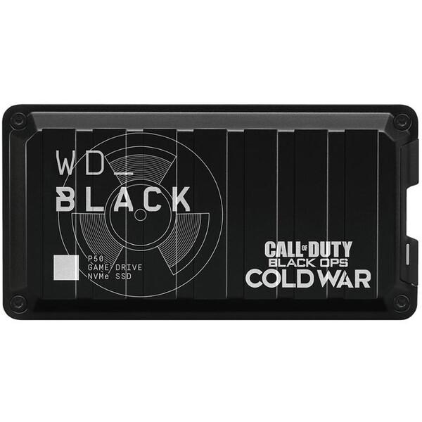 WD P50 Game Drive Call of Duty Edition externí SSD 1TB černý