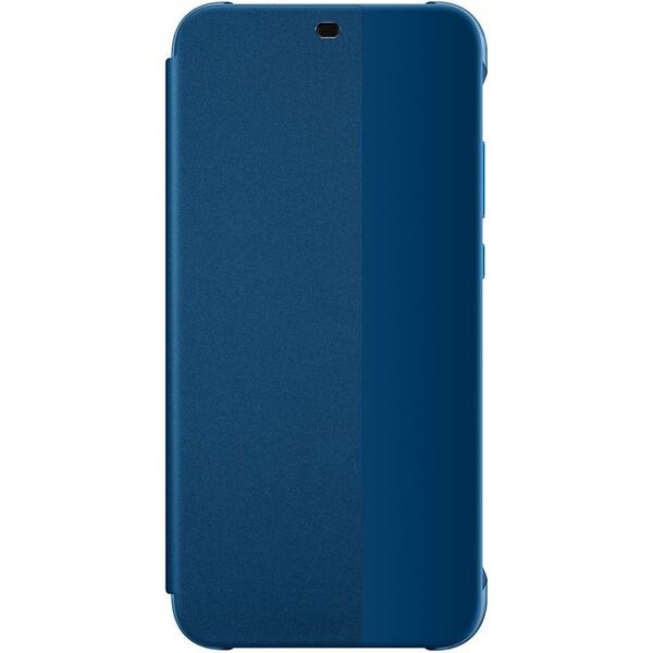 Huawei flipové pouzdro Huawei P20 Lite modré 51992314 Modrá