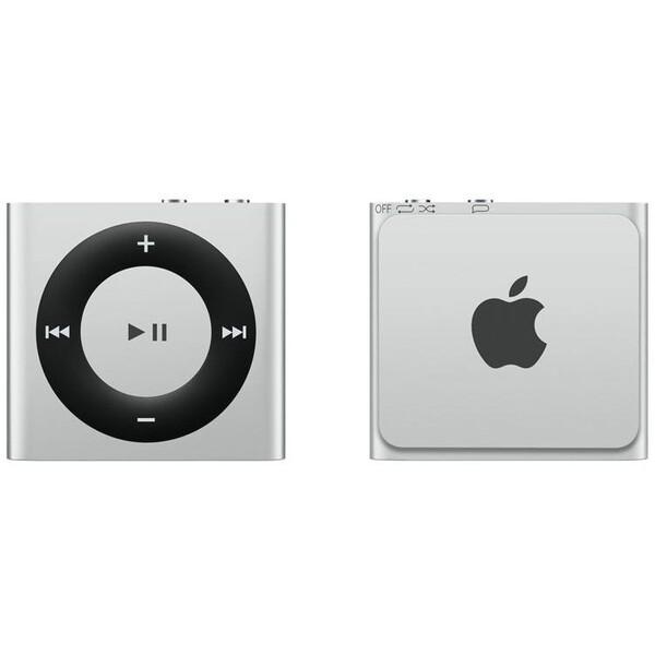 Apple iPod shuffle 2GB MKMG2HC/A Stříbrná