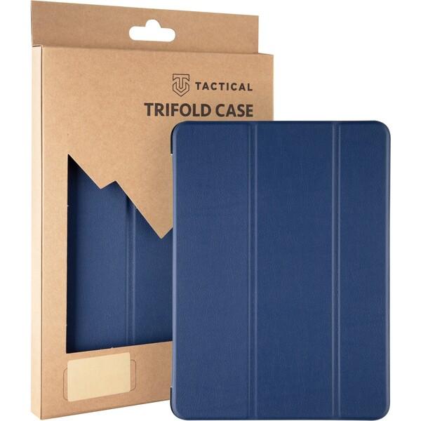 Tactical Book Tri Fold pouzdro Lenovo Tab M10 10.1 modrý