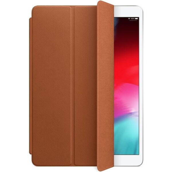 """Apple Leather Smart Cover kožený přední kryt iPad Air 10,5"""" sedlově hnědý"""