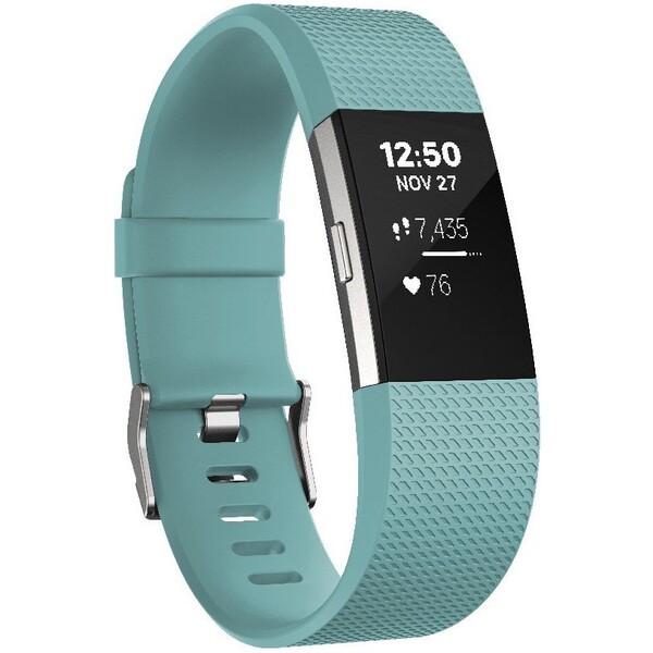 Fitbit Charge 2 L Mořsky modrá
