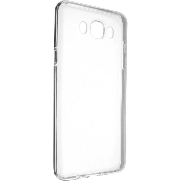Pouzdro FIXED TPU gelové Samsung Galaxy J7 2016 čiré Čirá