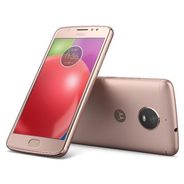 Motorola Moto E Zlatá
