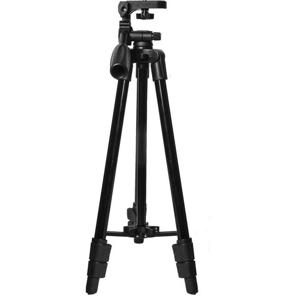 CELLY Professional Tripod stativ na mobilní telefony a fotoaparáty černý