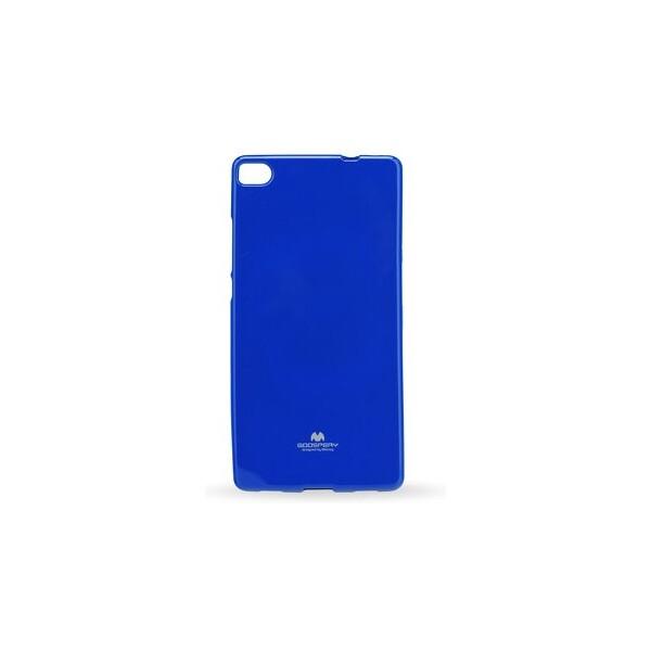 Mercury Jelly pouzdro Huawei P8 modré