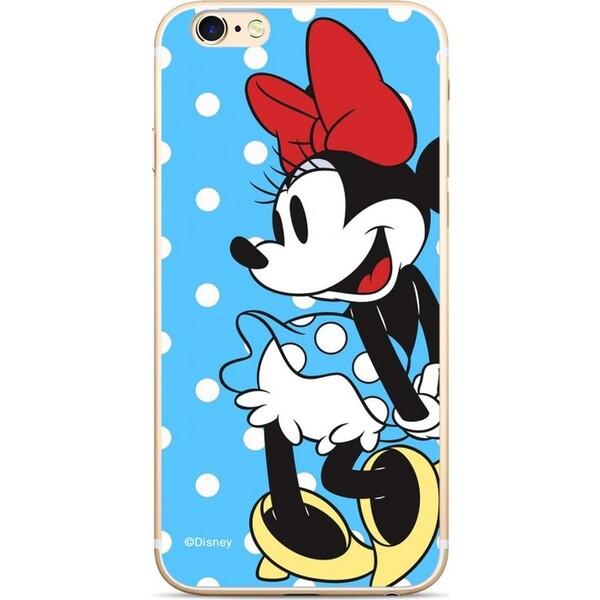 Disney Minnie 034 zadní kryt Huawei Y5 2018 modrý