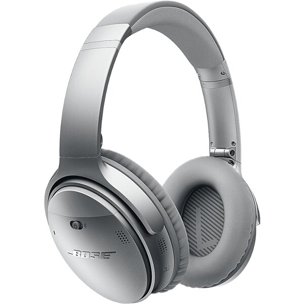 Bose QuietComfort 35 Stříbrná
