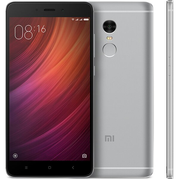 Xiaomi Redmi Note 4 3GB/64GB Šedá