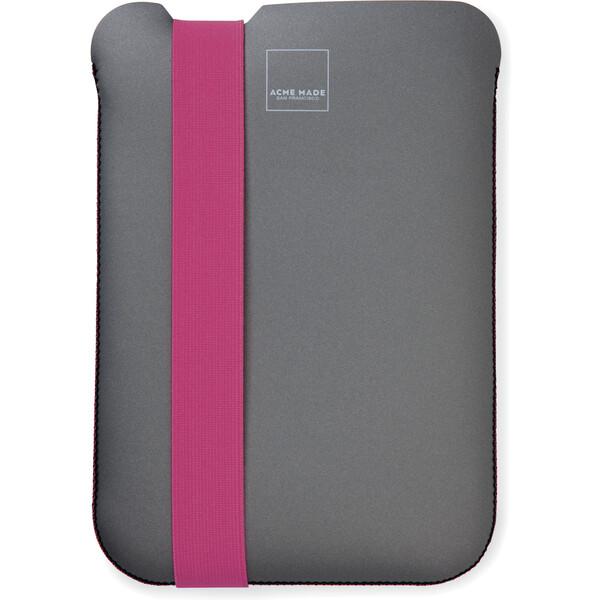 Acme iPad mini Made Skinny Sleeve - šedá/růžová Šedá