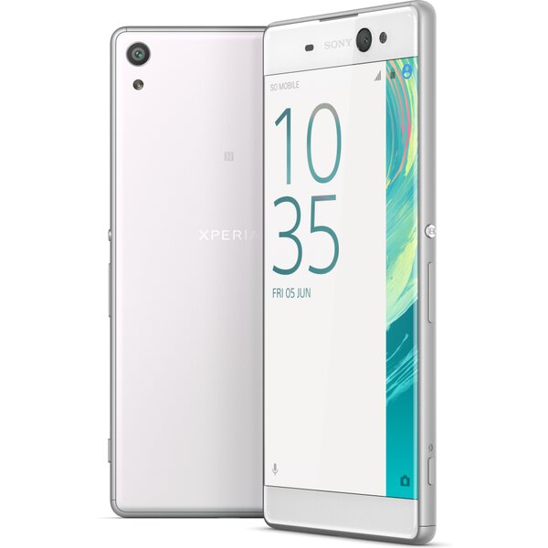 Sony Xperia XA Ultra Bílá