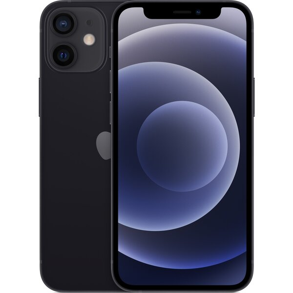 Apple iPhone 12 mini 256GB černý